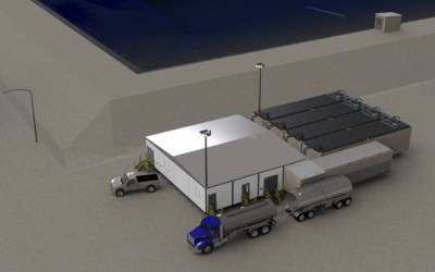 BC, Canada – Central Water Distribution Hub w/MaxModule© Design