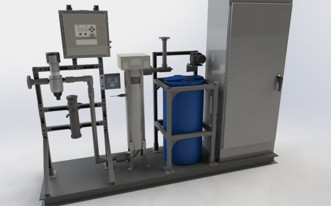12C Treatment and Control Skid