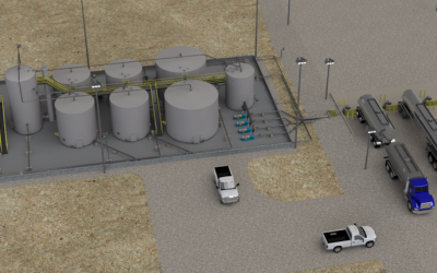 Dallas, Texas – Salt Water Disposal Facility